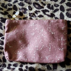 Constellation healing crystal beauty bag